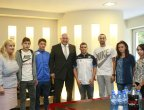 """Министър Кралев гласува за """"Спортните чудеса на България"""""""