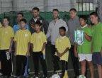 Футболистите на Берое откриха спортния сезон на Ресурсен център-Стара Загора